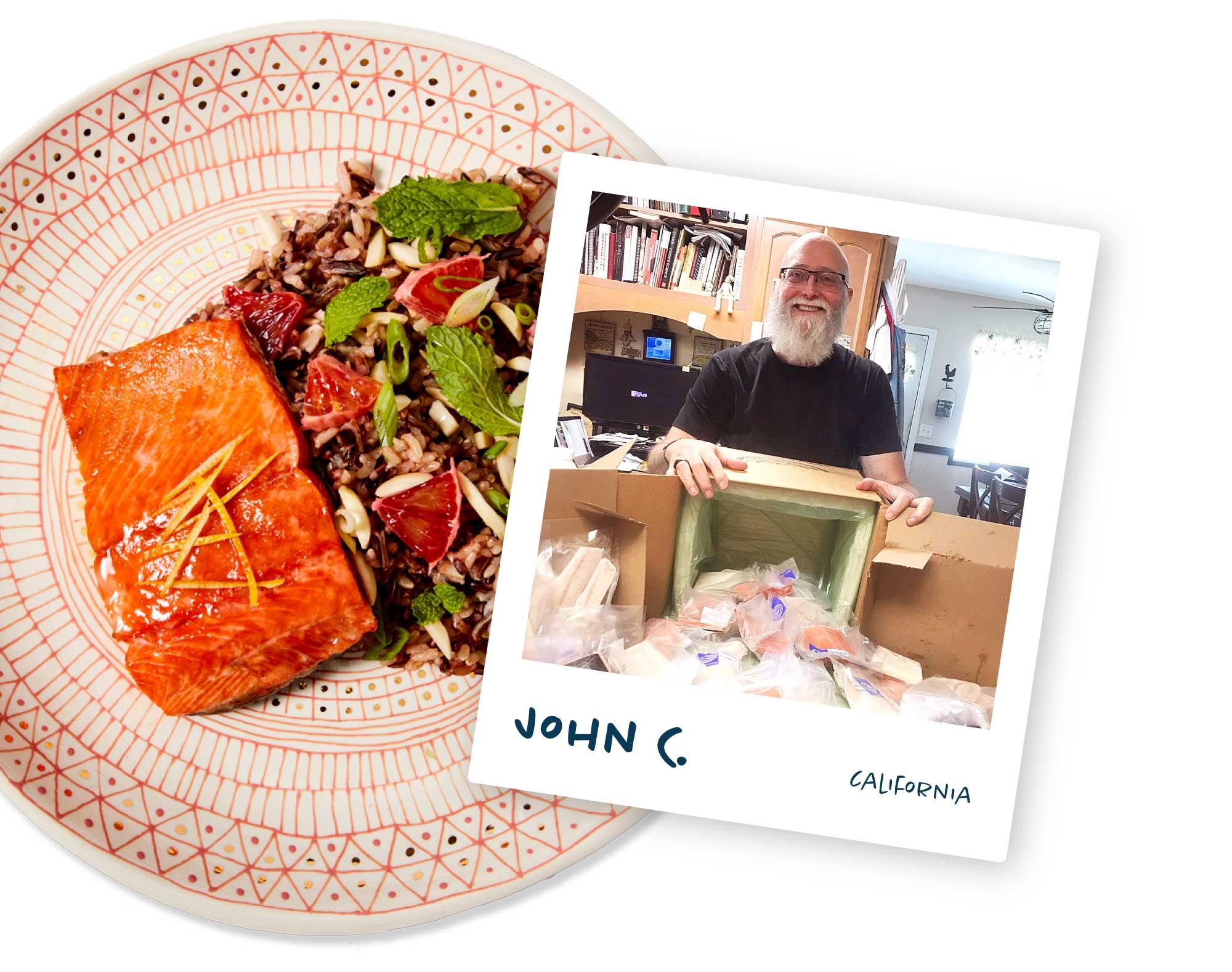 john C review of Wild Alaskan Company