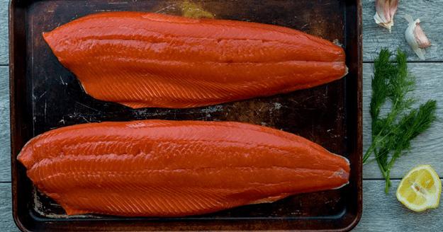 Wild Alaskan Company Salmon